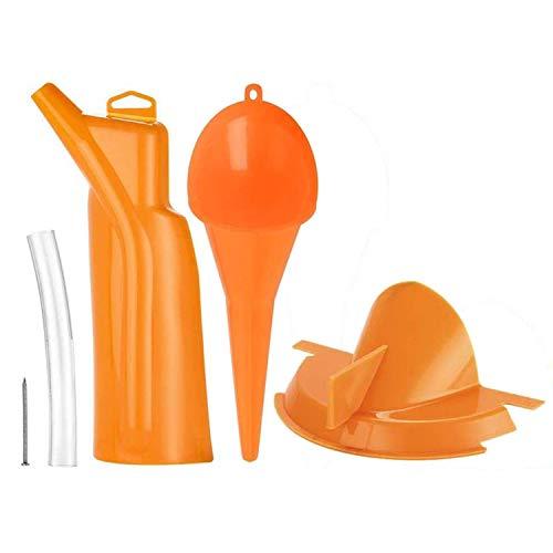 OrangeClub ropfensicherer Ölfilter-Trichtersatz, mehrfunktionaler längerer Trichter, für Harley-Motorrad-Primärgehäuse-Kunststoffe Primäröl-Kurbelgehäuse