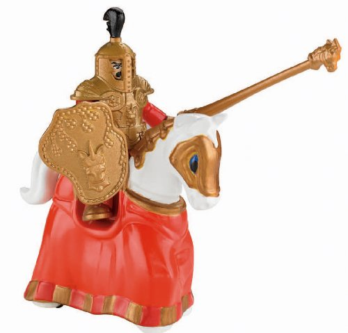 Imaginext Castle Friends Good Knight And Horse