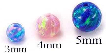 Painful Pleasures Opal Captive Bead - 3mm-5mm - Price Per 1