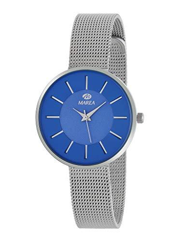 Reloj Marea Analógico Mujer B41245/2 Extraplano, con Armis de Acero y Esfera...