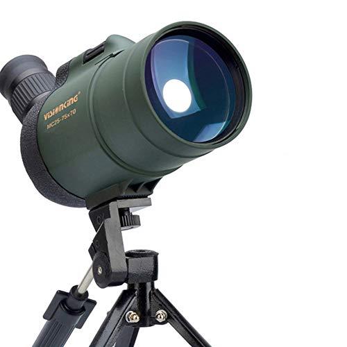 JINSE professionele krachtige high-range Frank Mc25-75x70 monokulartelescoop met tattscopische Birdwatching