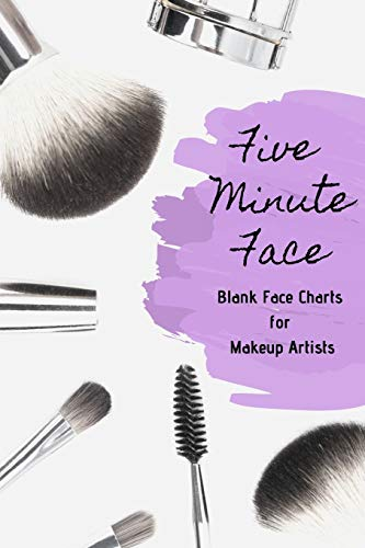 Five Minute Face: Blank Face Charts