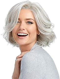 FLIRT ALERT Lace Front 5 PC Bundle: Flirt Alert wig by Raquel Welch, 4oz Mara Ray Luxury Shampoo & Conditioner, Comb, Beige Wig Cap, 19 Page Belle of Hope Q & A Guide (RL119)