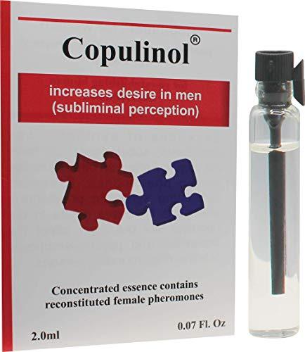 COPULINOL 2.0ml 100% Pheromon für Frauen ziehen Männer an Aphrodisiakum Flirten Sex