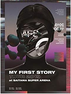 【店舗限定特典】MY FIRST STORY TOUR 2019 FINAL at Saitama Super Arena(アクリルキーホルダー)