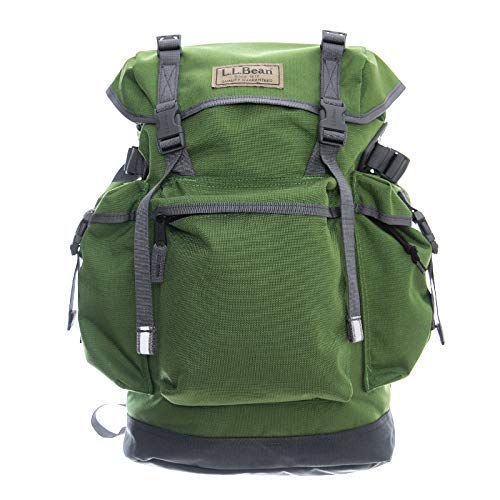 L.L.BEAN - Continental S Rucksack - Sea Holly Green Backpack