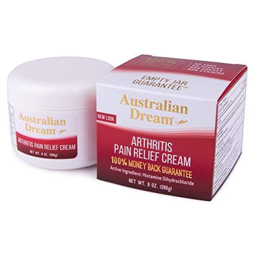 Australian Dream Arthritis Pain Relief Cream 9oz Jar