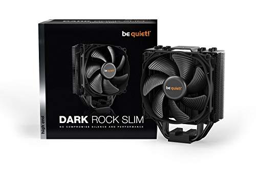 Be Quiet Dark Rock Slim Air Tower Refroidisseur pour Processeur