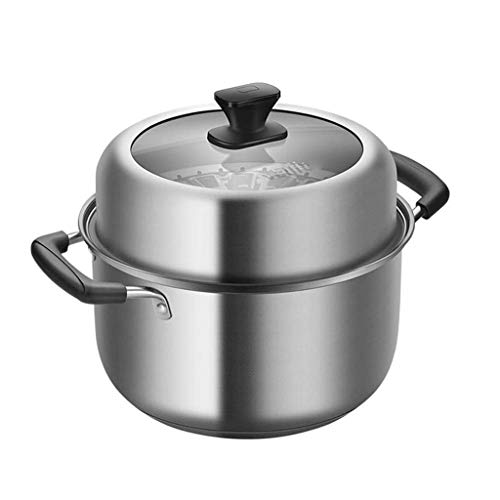WALNUTA Herramienta Inoxidable de la Cocina al Vapor Carne Vegetal cocción al Vapor Pot Saucepot Multi-Capa de Caldera