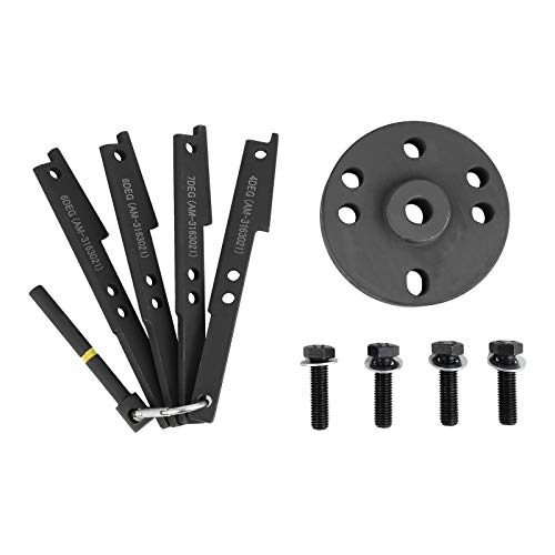 BELEY Cam Timing Tool Kit for Cummins Isx and QSX Equivalent to 3163021 with Puller 3163069