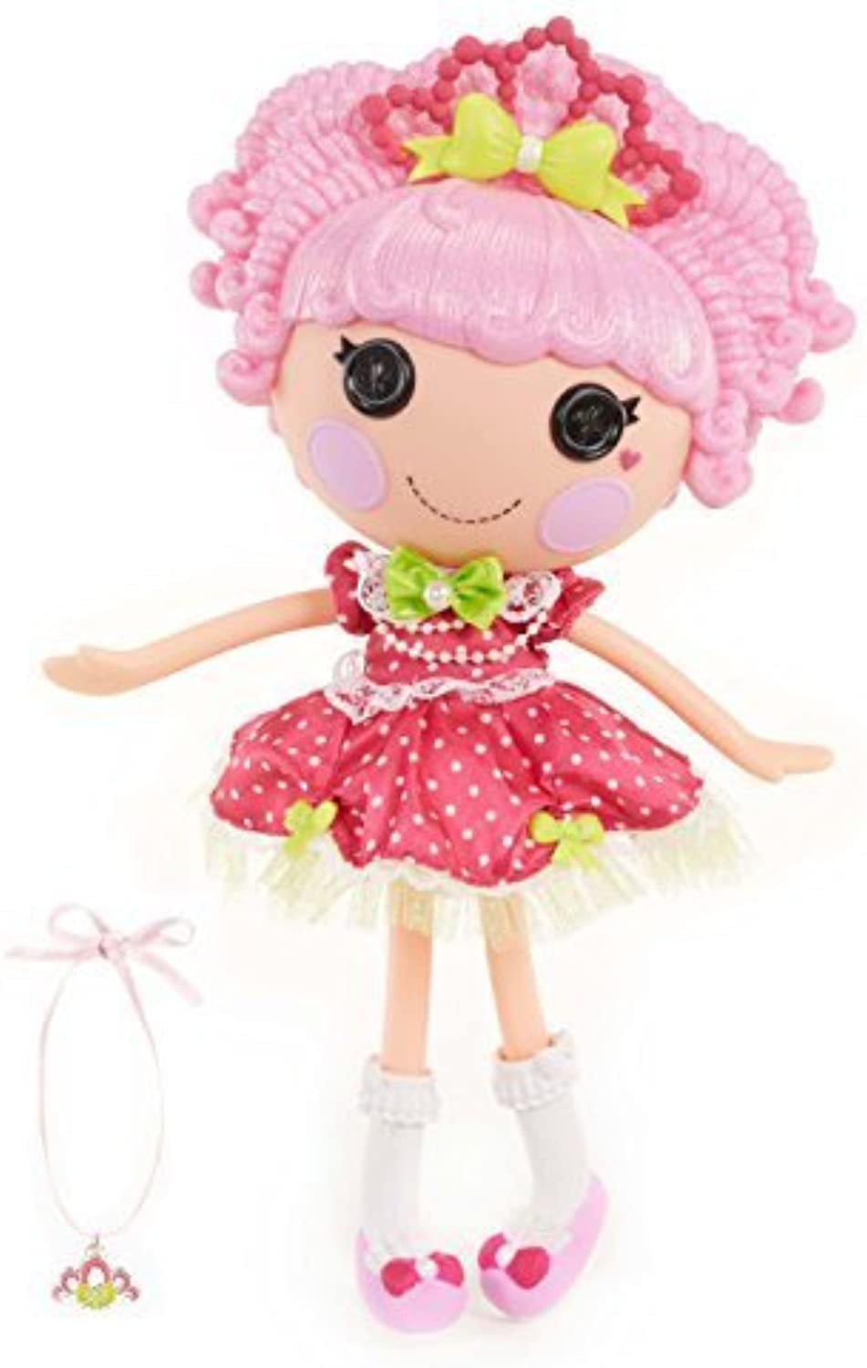 Lalaloopsy Super Silly Party Jewel Sparkles Doll by Lalaloopsy