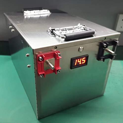 Phosphate de lithium ferrique 100ah 200ah 300ah 400ah 500ah 12V batteries lithium ion pour systèmes solaires/voitures/yachts/chariots de golf (12V 200ah lifepo4 battery ×1set with Quick charger)