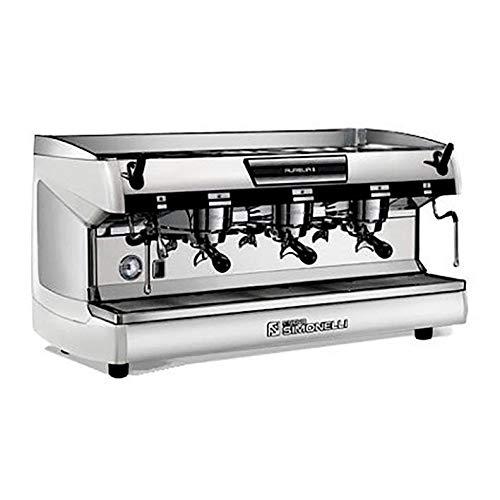 Discover Bargain Nuova Simonelli Aurelia WAVE Semi Automatic 3 Group Espresso Coffee Machine