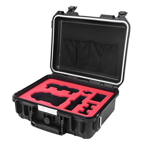 Custodia per Drone Forte Resistenza alla Compressione Realizzata con Un processo Speciale Valigia per Drone per Mini Drone(Red Liner)