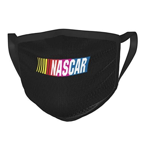 Mascarillas faciales clásicas con logotipo de Nascar, lavables, reutilizables, de seguridad, para hombres, a prueba de polvo, resistente al viento y protección UV