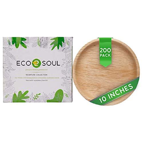 ECO SOUL 100% Compostable, Biodegradable,...