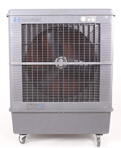 Hessaire Products Hessaire C92 Evaporative Cooler for 3,000 sq. ft, Gray