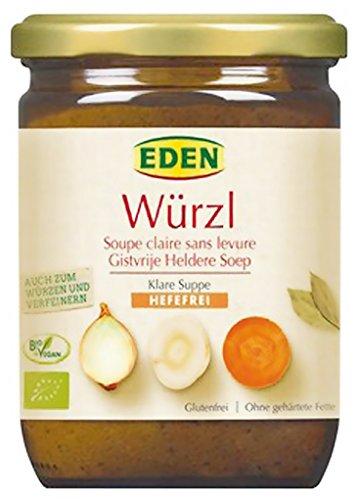 EDEN Bio Würzl Klare Suppe hefefrei Glas (1 x 250 gr)