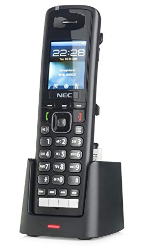 NEC IP Combine DECT ML440 Multiline - Teléfono inalámbrico con Cargador