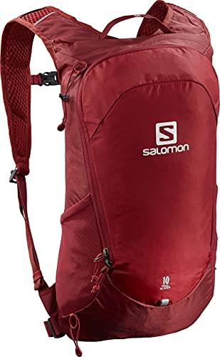 Salomon Trailblazer 10 Capacidad 10L Hombre Mujer Mochila Trail Running Senderismo Esquí Snowboard