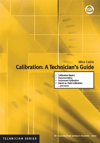 Calibration: A Technician's Guide