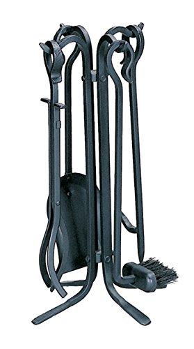 Uniflame, F-1126, 5pc Black Rustic Mini Fireset