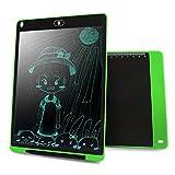 Zeichenbrett Desktop , Chuyi tragbarer 12-Zoll-LCD Writing Tablet Zeichnung Graffiti Elektronische Handschrift Pad Nachricht Grafikkarte Entwurf Papier mit Schreibfeder, CE / FCC / RoHS Certificated ( -