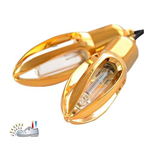 FGDSA Secadora de Zapatos Secadora Esterilizador Ultravioleta Desinfección Secadora Calentador de Botas...