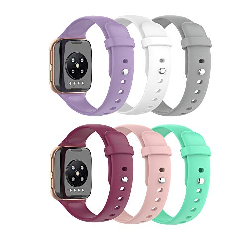 Senter Band for Oppo Watch 46mm Band,Soft Silicone Sport Replacement Strap Band Compatible with Oppo Watch 46mm Smart...