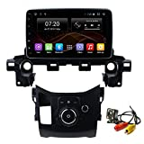 2.5D IPS Android 8.1 Octa Core Car DVD Radio GPS Navigation for Mazda CX-5 2017 2018 Stereo Audio Navi Video with Bluetooth Calling WiFi Touch Screen (Android 8.1 1/16G for Mazda CX-5 17-18)