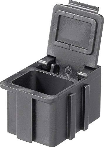 Licefa ESD-SMD-Box (L x B x H) 16 x 12 x 15 mm leitfähig