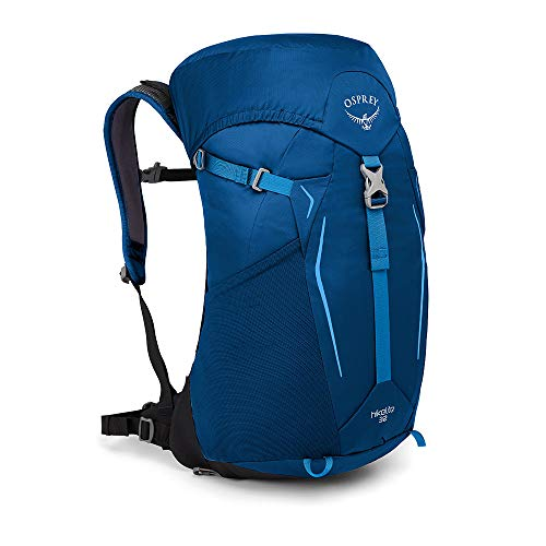 Osprey Hikelite 32 Unisex Hiking Pack - Bacca Blue (O/S)