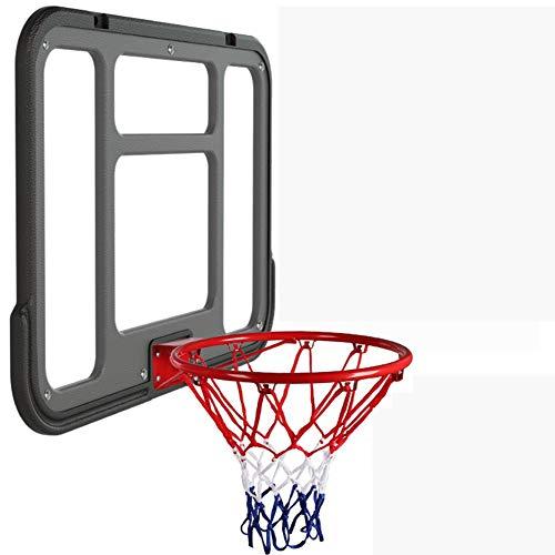 Canasta De Baloncesto para La Puerta Juego Aro Mini Montar En Pared, Diseño Infantil Tablero Pared Colgar sobre Puertas Hogar Oficina Dormitorio