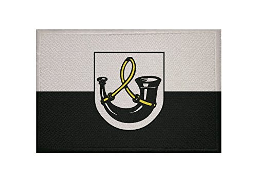 U24 Aufnäher Dürnau (LK Göppingen) Fahne Flagge Aufbügler Patch 9 x 6 cm