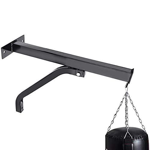 Max Carico 100kg, Supporto Sacco da Boxe, Staffa da Muro per Sacco Boxe Accessorio per Supporto a...