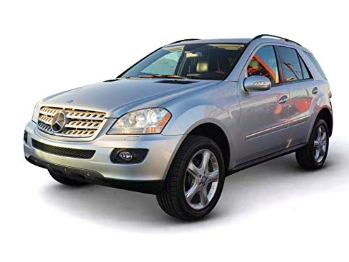 2008 Mercedes-Benz ML350 3.5L, 4MATIC 4-Door ...