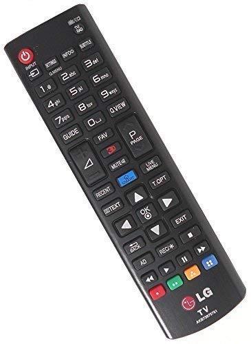 TV Remote Control for LG AKB73975761=AKB73975729=AKB73975711 for all LG Smart TVs 2012 - 2013 - 2014 - 2015