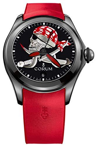 Bubble Pirate Reloj para Hombre Analógico de Automático con Brazalete de Goma 082.310.98.0376.PIRA