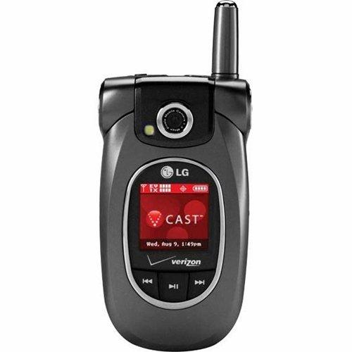 LG VX8300 - Cellular phone - CDMA2000 1X - folder (flip) - Verizon