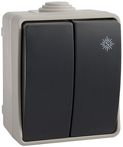 SOLERA 3313 Doble Conmutador, 250 V