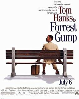 直輸入、小ポスター、米国版「「フォレスト・ガンプ/一期一会」トム・ハンクス」Forrest Gump、6355