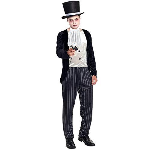 Disfraz de Novio Cadaver Hombre (Talla L) Halloween