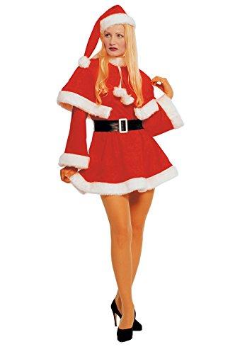 chiber - Disfraz Mujer Noel