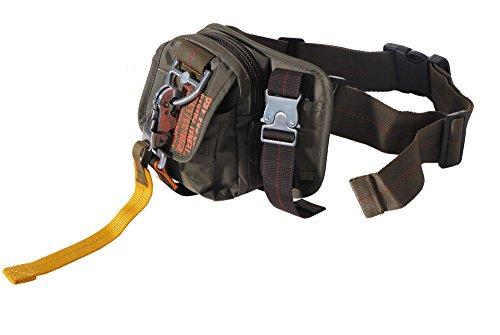 BAUCHTASCHE Gürteltasche Hüft-Gürteltasche Hüfttasche Tasche Outdoor oliv TOP