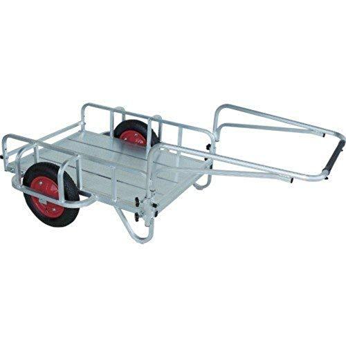 リヤカー エアータイヤ BS-1068 防災備品 リアカー