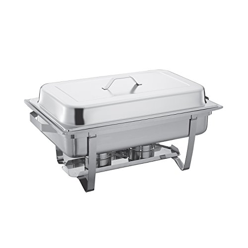 Stainless Steel Chafing Dish - 13.5L...