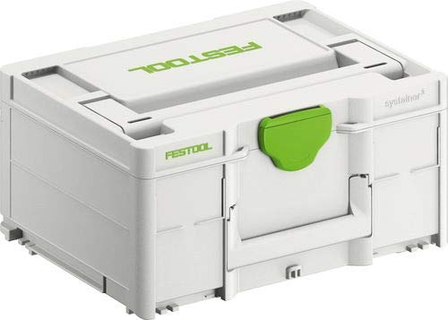FESTOOL Systainer T-LOC SYS-3 M 187 396 x 296 x 187 mm