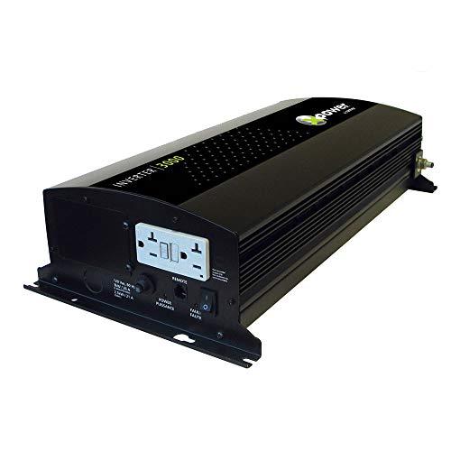 Xantrex 813-3000-UL XPower 3000W Inverter, 12V Input