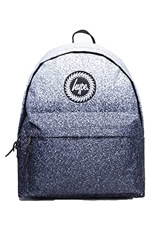 BLACK SPECKLE FADE BACKPACK Size: One Size