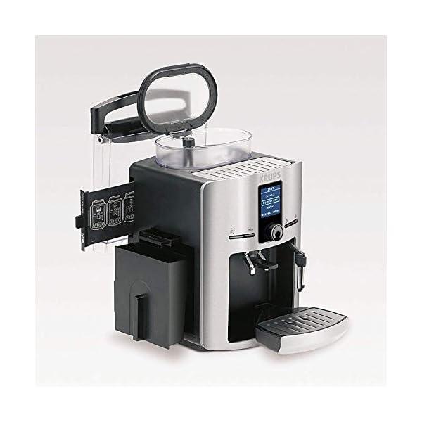 Krups EA 826E – Máquina espresso, automática, de café molido,